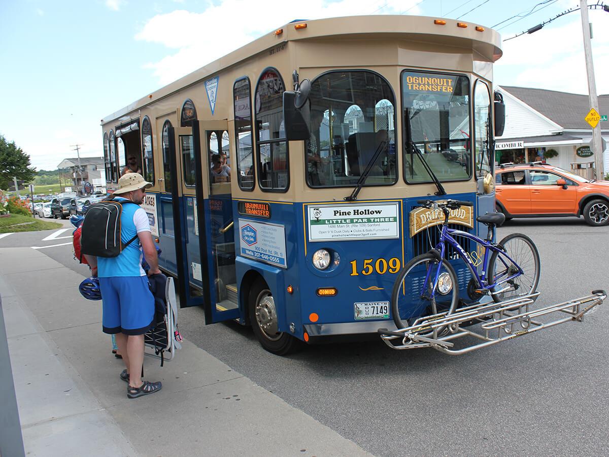 Wells Trolley